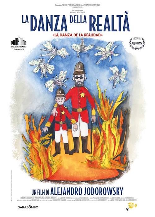 """Ad """"#ereticofuturo"""", il film """"La Danza della Realtà"""" di Alejandro Jodorowsky"""