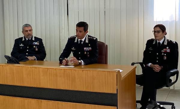Carabinieri, il colonnello Davide Milano alla guida del Comando Provinciale