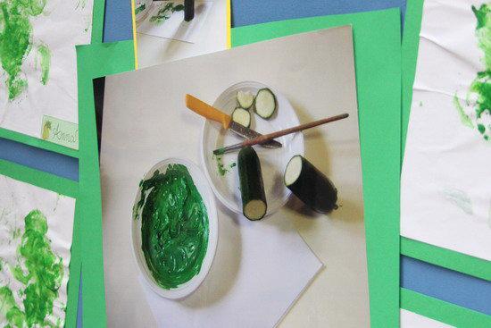 """""""Saperi e sapori"""". Mostra dei lavori dei bambini del nido """"Il Cerchio Magico"""" di Porano"""