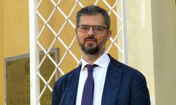 Valerio De Cesaris nuovo Rettore dell'Università per Stranieri di Perugia