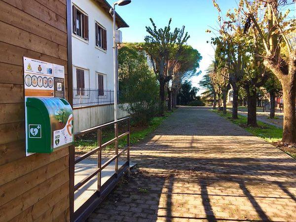 """Altre defibrillatori a Manciano. Giorgi: """"Ora tutto il comune è cardioprotetto"""""""