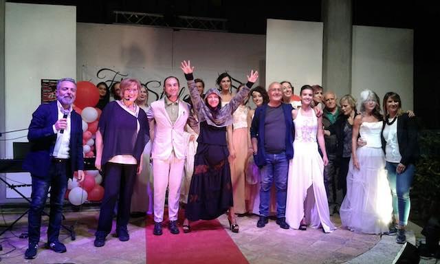 Grande successo a Viceno per il Defilè di Moda in Piazza XX Settembre
