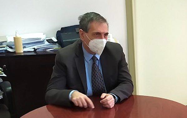 Il dottor Massimo De Fino confermato alla guida dell'Usl Umbria 2
