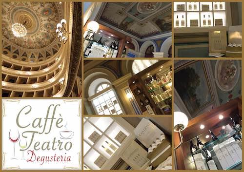 Via alla raccolta delle manifestazioni d'interesse per l'affidamento del Caffè Degusteria del Teatro