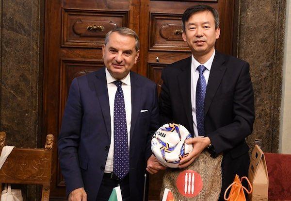 La Cina è vicina. Regione Umbria e Provincia di Shaanxi rinnovano il protocollo