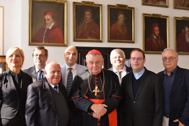 Nel segno della fede, Praga tende la mano a Orvieto