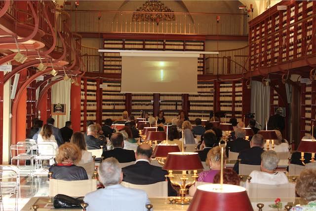 Successo alla camera dei deputati per la presentazione del for Biblioteca camera dei deputati
