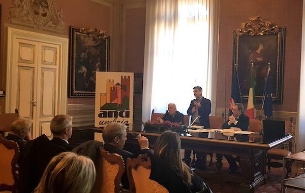 Un anno di Anci Umbria, legge di bilancio e Sprar fra le questioni aperte con il Governo