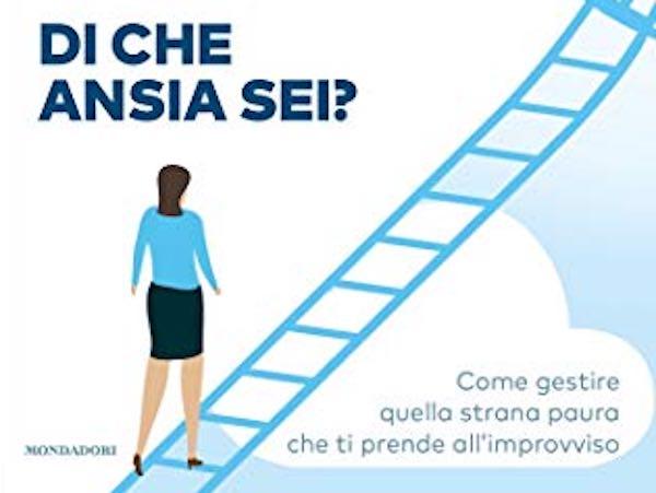 """Ulisse Mariani e Rosanna Schiralli presentano il libro """"Di che ansia sei?"""""""