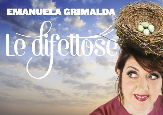 "Al Teatro Spazio Fabbrica, Emanuela Grimalda porta in scena ""Le difettose"""