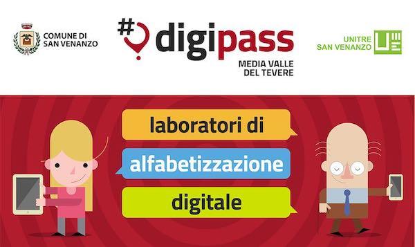 Over 65 digitali: al DigiPASS di San Venanzo i laboratori dell'Unitre