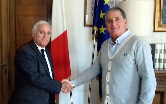 E' Giampiero Lattanzi il nuovo presidente della Provincia di Terni
