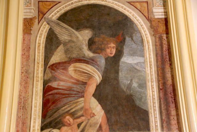 Tornano a splendere i dipinti delle chiese di S.Giovanni Battista e S.Caterina d'Alessandria