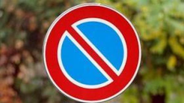 Divieto assoluto di sosta in Via Monte Cetona e divieto di transito in Via Monte Cassino