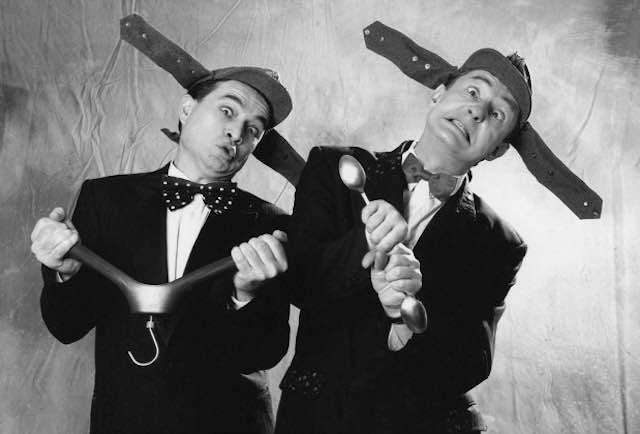 """A teatro il """"Comedy Show"""" di Giorgio Donati e Jacob Olesen"""