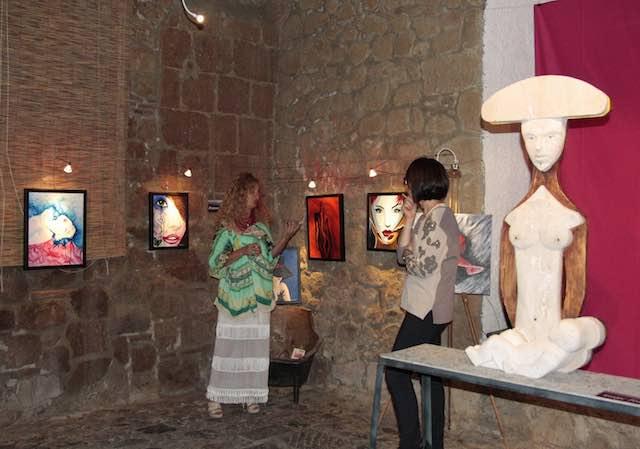 Alla galleria Falzacappa Benci si ricorda il 70esimo anniversario del voto