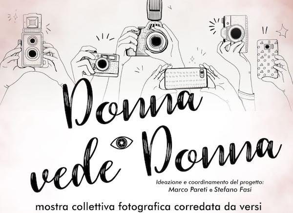 """Al Museo della Pesca approdano foto e versi di """"Donna vede Donna"""""""