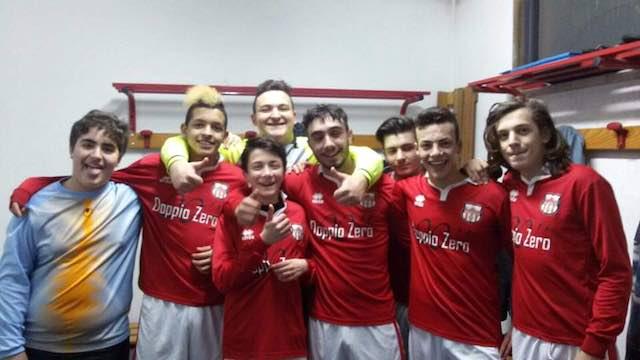 Orvieto Fc, pareggia la prima squadra. Strepitose vittorie per Giovanissimi e Allievi