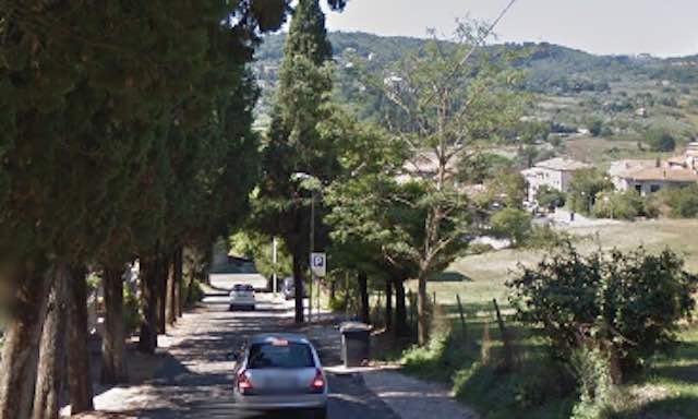Dritta del Marchigiano, chiusura temporanea al traffico per lavori di Italgas Reti Spa