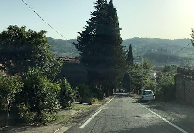 Lavori di ripavimentazione in Via Adige, Strada delle Conce e Dritta del Marchigiano