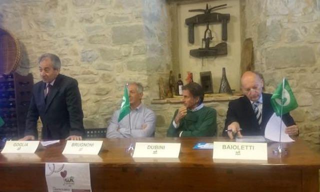 Seminario CIA sul registro telematico vitivinicolo. L'Umbria ha aumentato l'export di vino dell'11,35%
