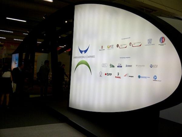 Salone Internazionale di Parigi-Les Bourget, grande successo per le imprese umbre