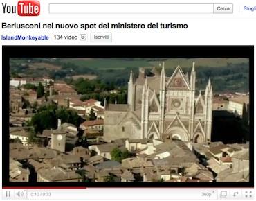 Il Duomo di Orvieto nello spot del Governo sulle bellezze d'Italia. Peccato che in contemporanea si taglino i fondi alla cultura