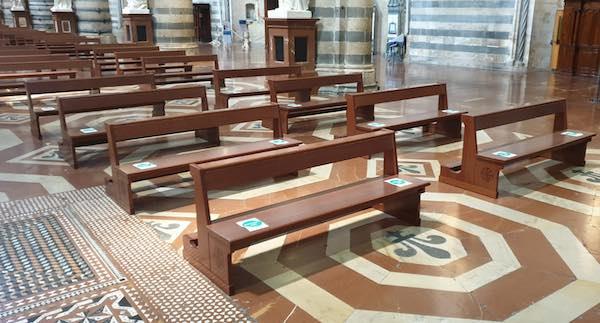 Il 25 maggio riapre alle visite il Duomo, il 1° giugno il Museo MODO