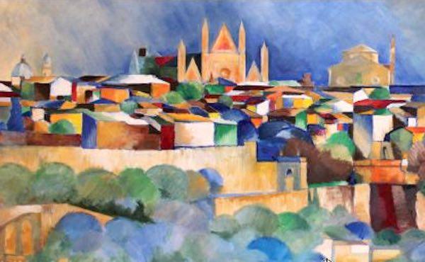 Prorogata la mostra a Palazzo dei Sette dedicata all'opera di Jan Macko