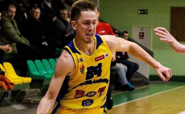 Vetrya Orvieto Basket, ultimo colpo di mercato. Dalla Lituania arriva Edvinas Alunderis
