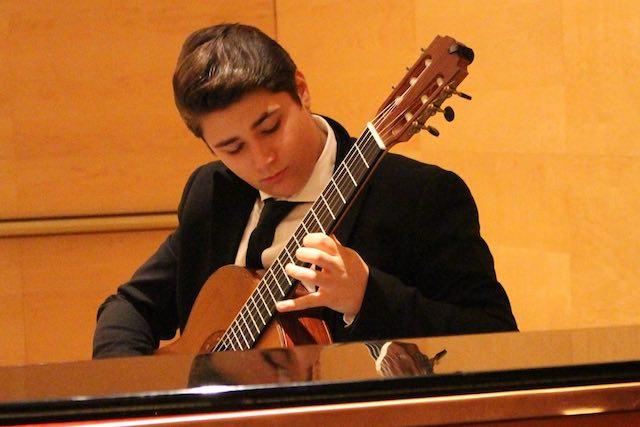 """Elia Portarena si aggiudica il primo premio """"J.S Bach International Competition di Tokyo"""""""