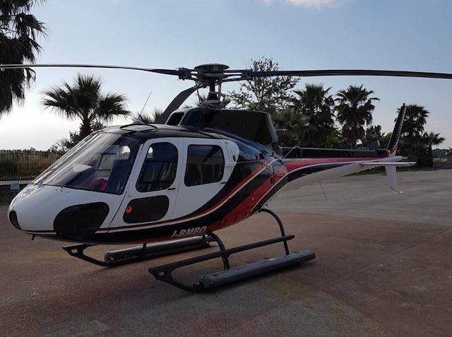 Volo panoramico su Civita di Bagnoregio. Decolla una nuova esperienza turistica