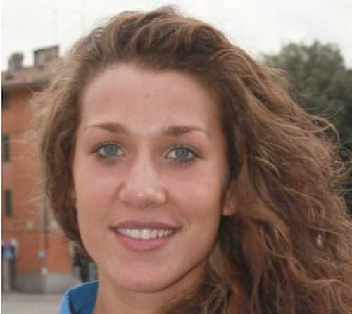 Elisa Mancinelli all'Azzurra Ceprini con entusiasmo e voglia di migliorarsi