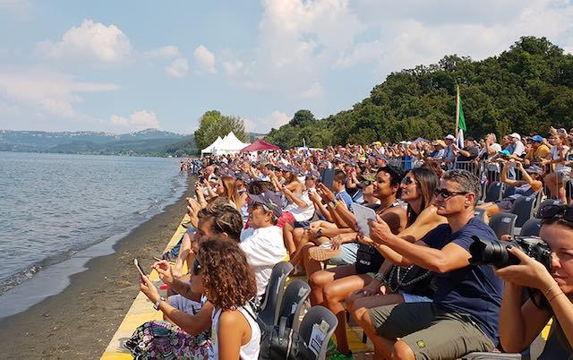 """""""Air Show Lago di Bolsena"""", grande successo anche sui social"""