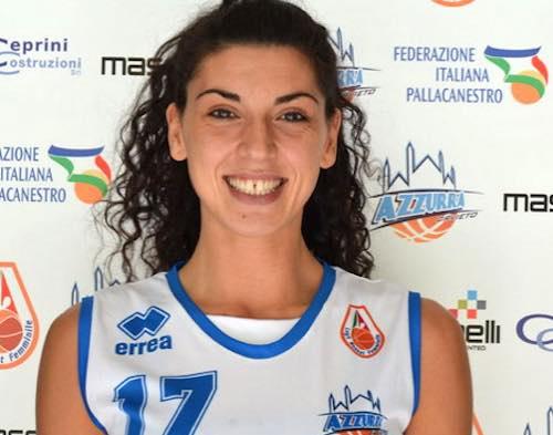 Azzurra Ceprini: Emilia Bove ad Orvieto anche per la stagione 2015-16