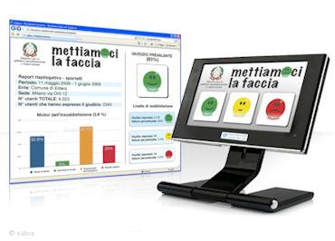 Voto ai servizi con il progetto Emoticon. Sottoscritto il Protocollo d'Intesa tra il Ministro Brunetta e il Comune di Orvieto