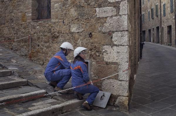 Digitalizzazione della rete elettrica e posa della fibra ottica a Guardea, Montecchio e Alviano