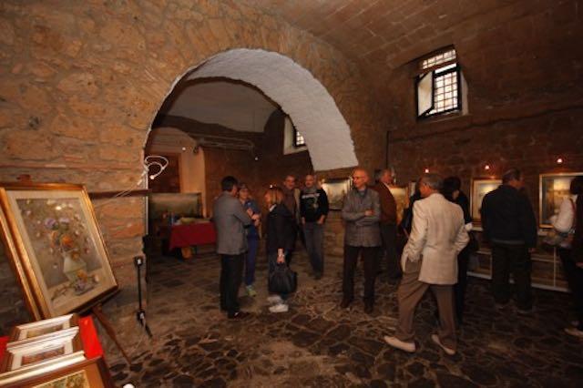 Continua la retrospettiva di Ennio Luzzi alla Galleria Falzacappa Benci