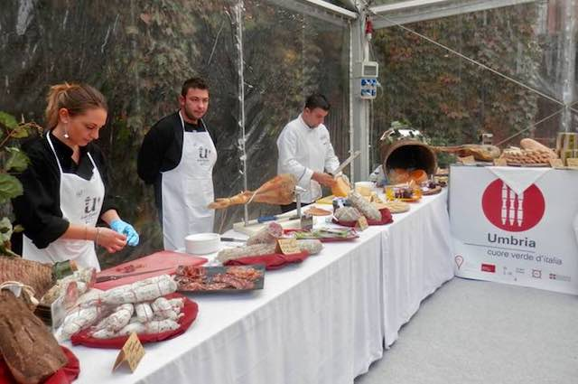 Le eccellenze dell'Umbria in vetrina alla Borsa internazionale del turismo enogastronomico