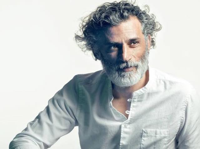 """Enrico Lo Versoal Teatro Caffeina in """"Metamorfosi. Altre storie oltre il Mito"""""""