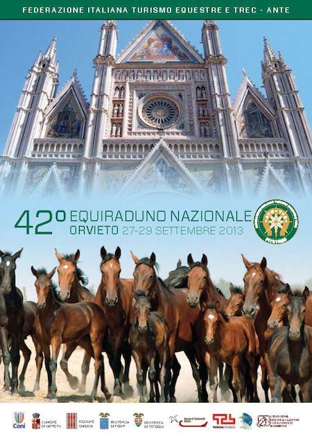 Trecento cavalli all'ombra del Duomo per il 42esimo equiraduno nazionale della Fitetrec-Ante