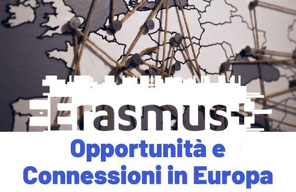 """""""Erasmus+. Opportunità e connessioni in Europa"""""""