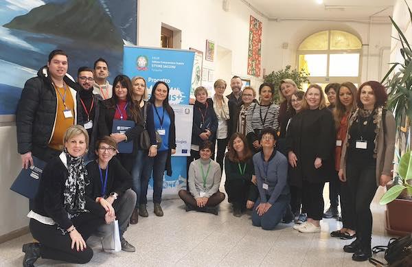 """Concluso il secondo meeting dell'Erasmus+ """"Active innovative methodologies"""""""