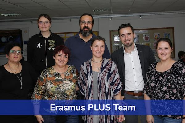 "Al via la prima fase del programma Erasmus+ ""Local to global products"""