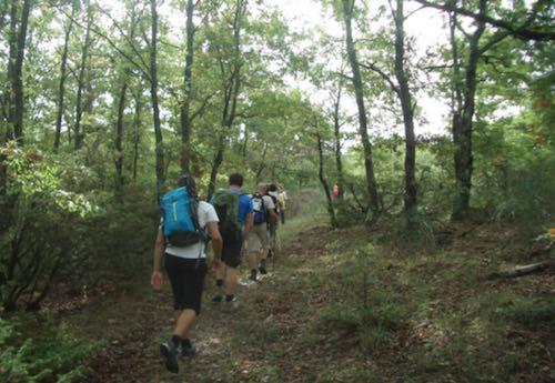 Escursioni in Umbria, sì al disciplinare tecnico per l'allestimento della Rete dei Sentieri