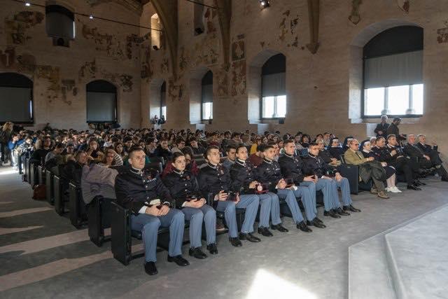 L'esercito medioevale in Orvieto città del Corpus Domini