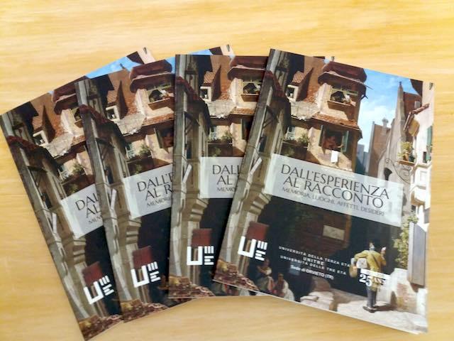 """Giornata Mondiale della Poesia, presentato il libro """"Dall'esperienza al racconto"""""""