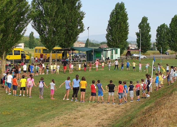 """Tante opportunità per i 1350 bambini partecipanti alle attività della coop """"Il Quadrifoglio"""""""