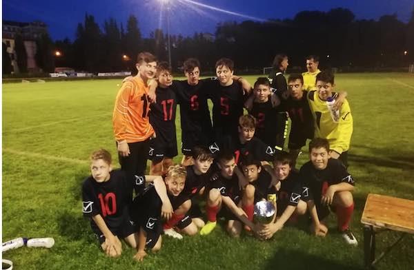 Etruria Calcio: una vittoria, un pareggio e una sconfitta