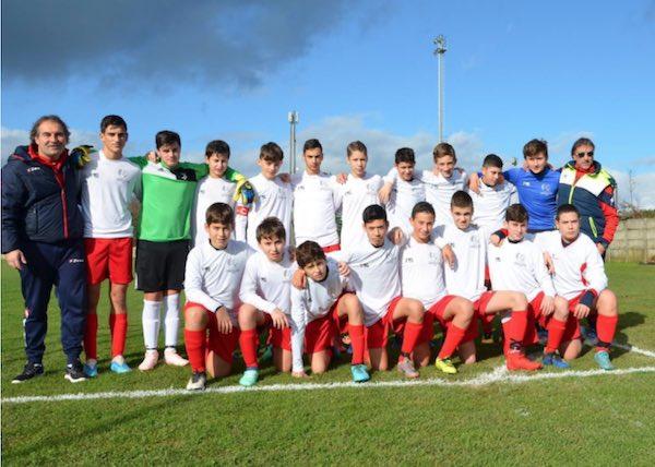 ASD Etruria Calcio, ruota l'intera rosa dell'Under 14